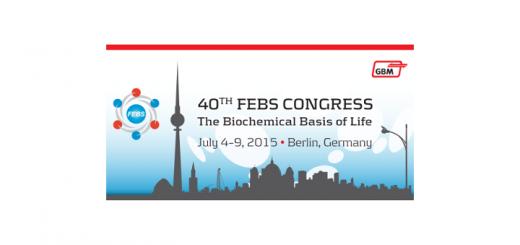 40th FEBS Congress, Berlin July 4-9