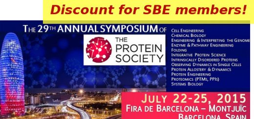 29th Protein Society Meeting
