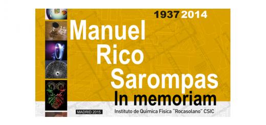 Simposium in memoriam Manuel Rico Sarompas
