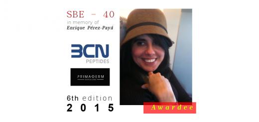SBE - 40 Prize 2015