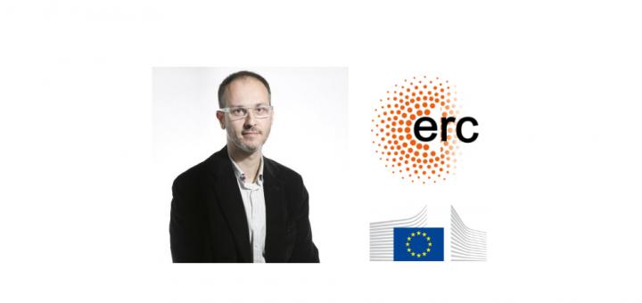 Xavier Salvatella, IRB Barcelona, winner of ERC Consolidator Grant 2014