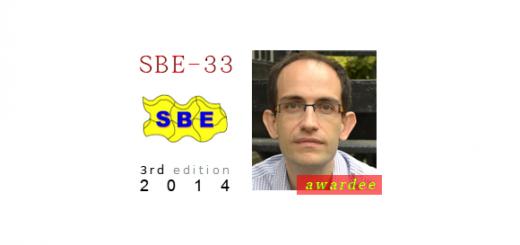 SBE - 33 Prize Awardee 2014