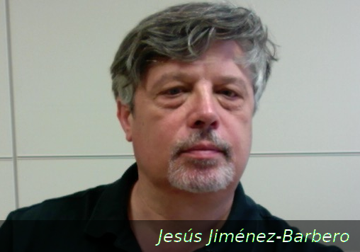 Jesús Jiménez-Barbero, April 15 2015