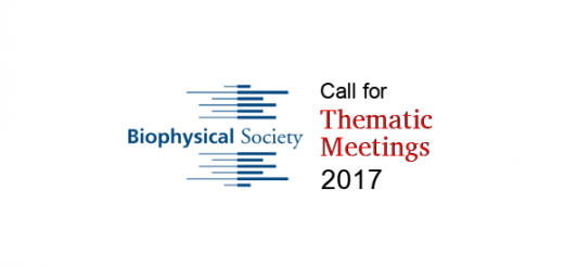 Call for 2017 Thematic Meeting Proposals, Biophysical Society