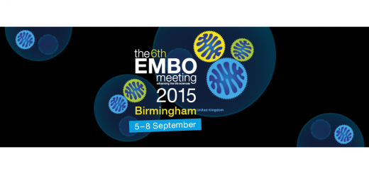 6th EMBO Meeting 5-8 September 2015