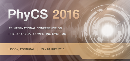 The 3rd International Conference on Physiological Computing Systems – PhyCS 2016. Lisbon, Portugal 27 - 28 July, 2016