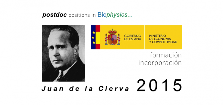 Ayudas para contratos Juan de la Cierva - Convocatoria 2015