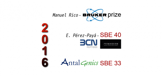 SBE Prizes 2016