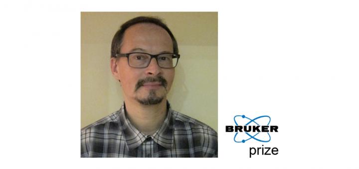 "Xavier Gomis Rüth. ""Manuel Rico"" – Bruker Prize 2016"