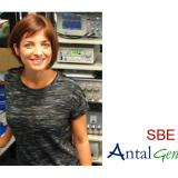 Lorena Redondo-Mora. SBE - AntalGenics prize 2106