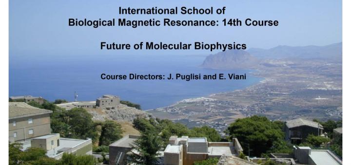 14th International School of Biological Magnetic Resonance: Future of Molecular Biophysics