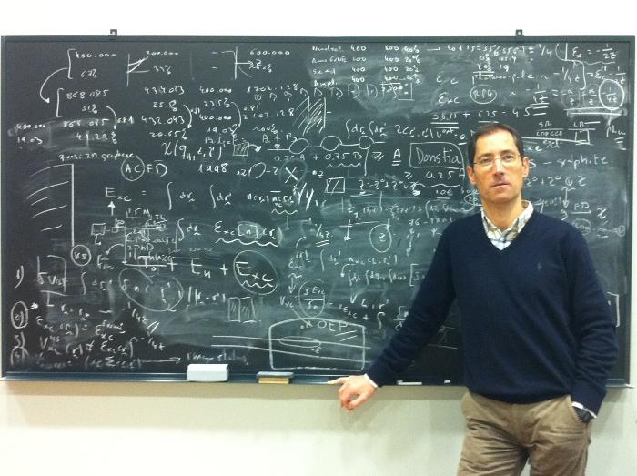 Prof. Txema Pitarke, CIC nanoGUNE 2016
