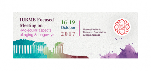 IUBMB Focused Meeting on «Molecular aspects of aging and longevity»