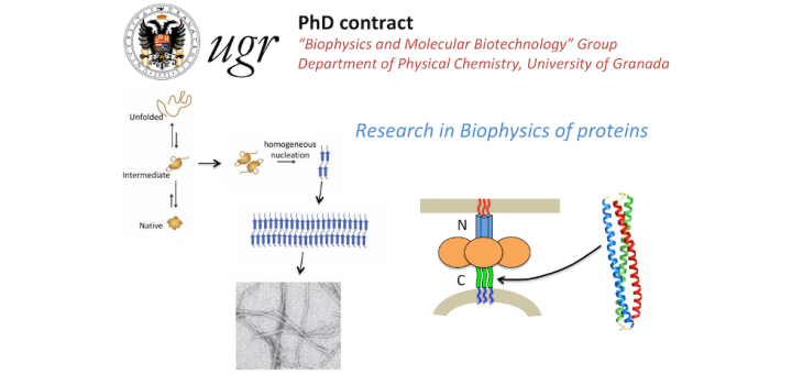 Biophysics and Molecular Biotechnology of the University of Granada