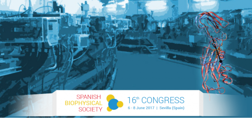16th Congress of the Spanish Biophysical Society (SBE), which will be held at cicCartuja on 6-8 June 2017.