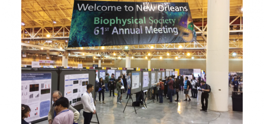 61st Biophysical Society Annual Meeting, New Orleans, Louisiana, USA, February 11-15 2017