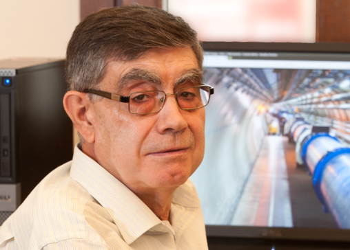 Prof. José Bernabéu, IFIMED / IFIC (UV), Valencia, Spain 2017.