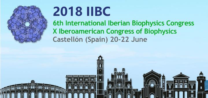 6th Iberian / 10th Iberoamerican Biophysics Congress