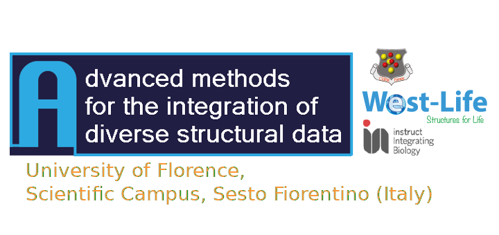 INSTRUCT course: Advanced methods for integration of diverse structural data